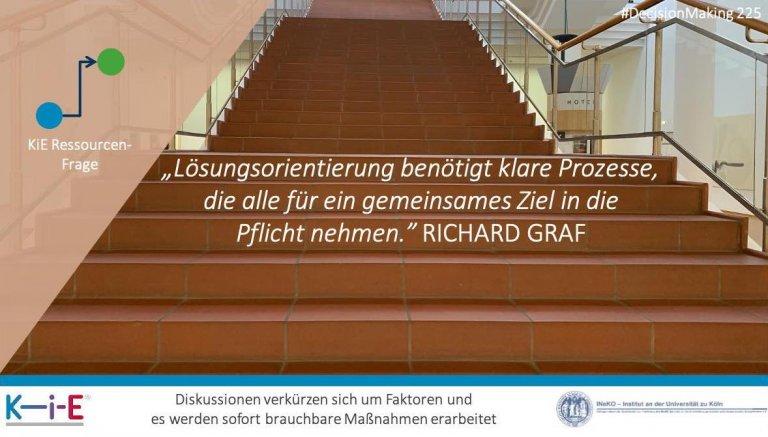 s225 Die Ressourcen-Frage eröffnet eine neue Dimension der Zusammenarbeit
