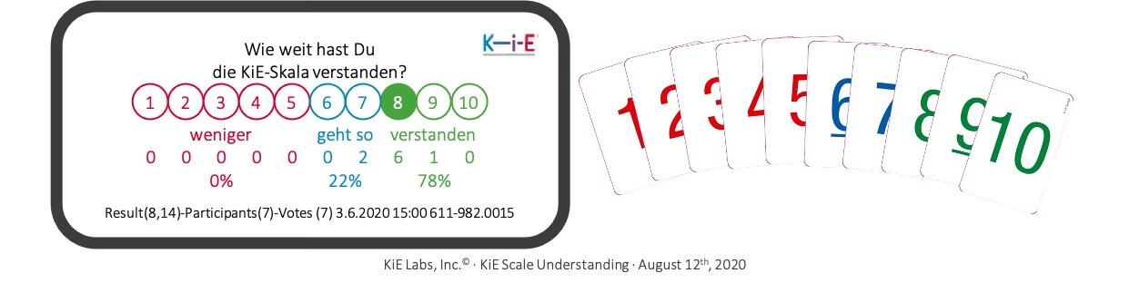 KiE - Verständnis mit DecisionMaker