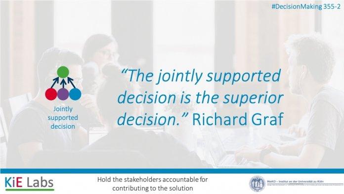 KiE superior decision
